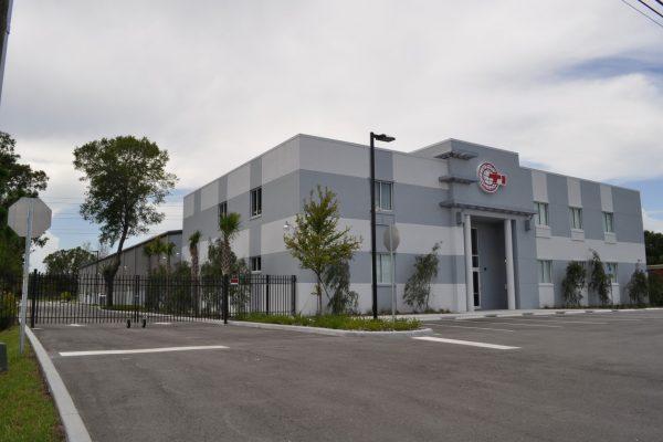 East Orlando Fl Contract Technologies International Rowland Construction
