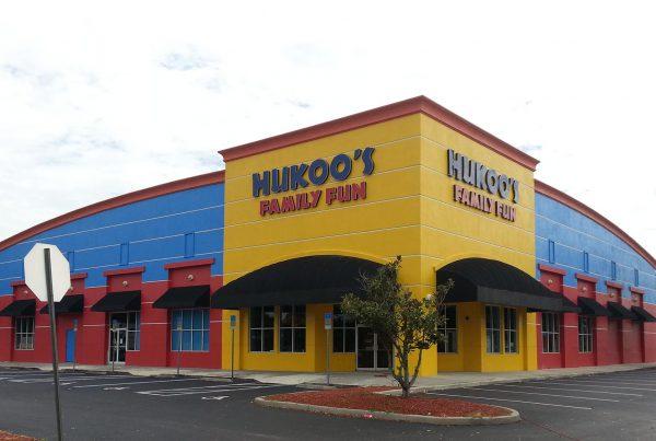 Hukoos Family Enterntainment Center Rowland Construction