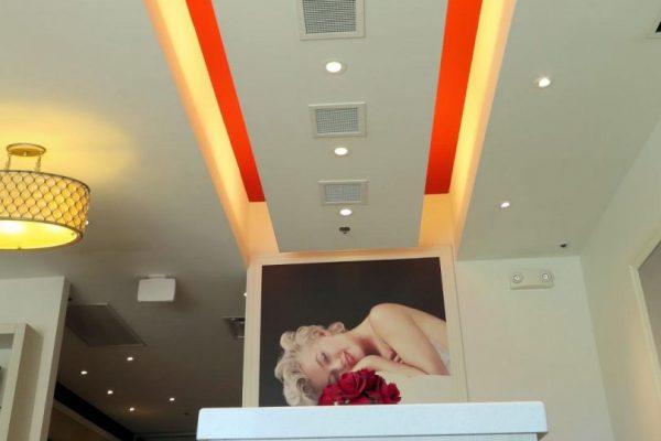 Marilyn Monroe Spas Mills Orlando Rowland Construction