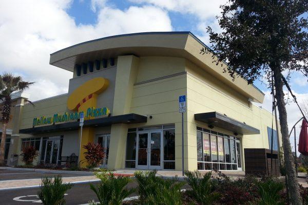 Mellow Mushroom International Drive Florida Rowland Construction