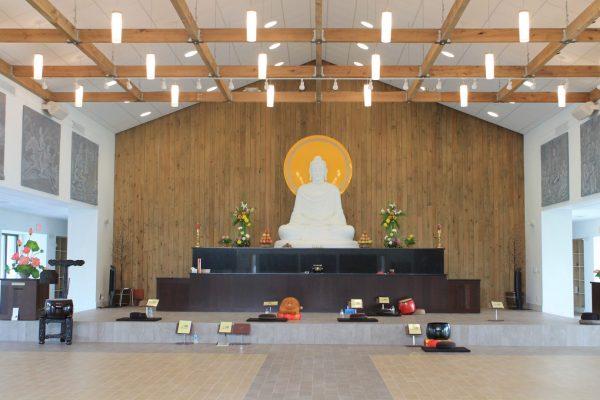 Orlando Florida Phap Vu Buddhist Temple Rowland Construction