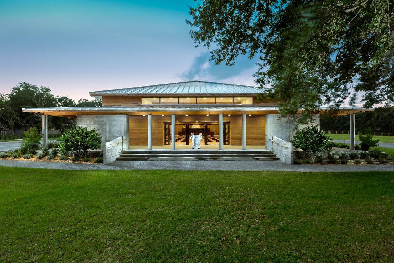Phap Vu Buddhist Cultural Centre Orlando Fl Beau Rowland Construction