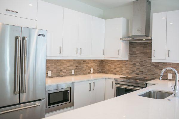 Rowland Construction Tres Reservado House Kitchen