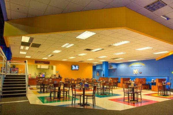 Rowland Constrution Orlando Florida Hukoos Family Fun Center