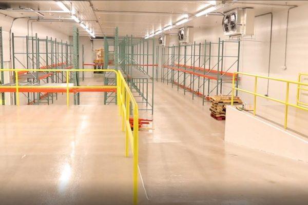 Sanford Florida Boars Head Distribution Facility Rowland Construction