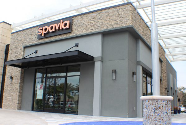 Spavia Luxury Spa Winter Park Florida Rowland Construction