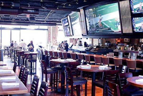 Td's Sports Bar And Grill Orlando Florida Rowland Construction