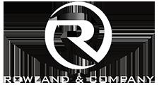 Rowland & Company